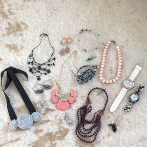 Jewelry - Jewelry Bundle - Earrings, Necklaces, Watches more